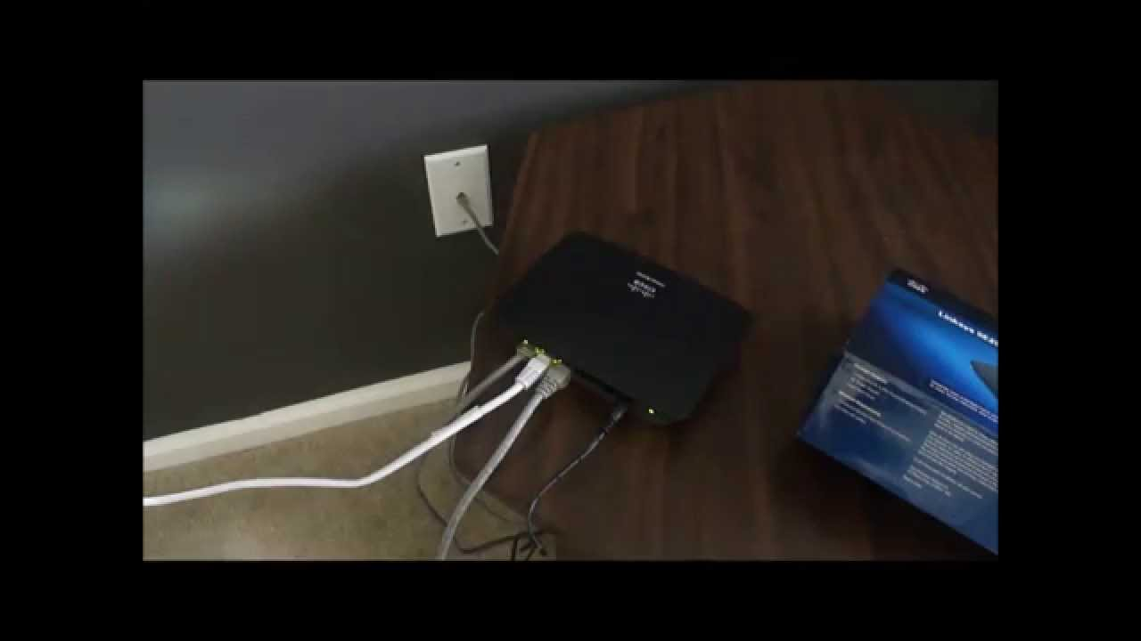 how to connect two computers to one ethernet jack with an ethernet switch [ 1280 x 720 Pixel ]