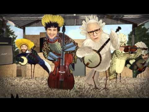 Steve Martin and The Steep Canyon Rangers - Jubilation Day [OFFICIAL]