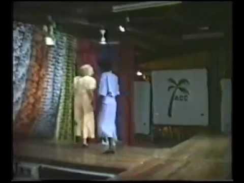 Tiare Fashion Show at the Arawa Country Club   circa 1987