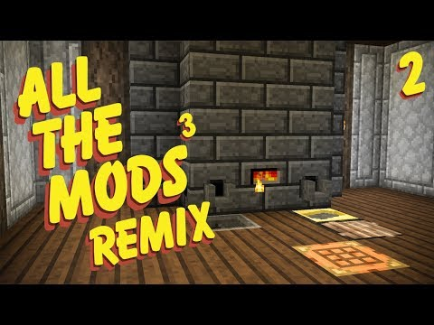 All The Mods 3 Remix Ep  1 Simple House Maybe - YouTube