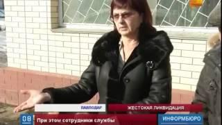 В Павлодаре горожане недовольны методом отлова бродячих собак