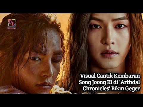 Visual Cantik Kembaran Song Joong Ki Di Arthdal Chronicles Bikin Geger