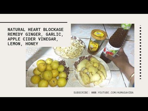 ginger,-garlic,-lemon,-apple-cider-vinegar-and-lemon-|-home-remedy-for-heart-blockage-cure-|-health