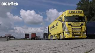 Scania S730 Highline: INTRABIJ AB Sweden
