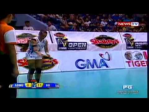 ADMU vs Cagayan Valley August 1,2014 [ Set 5 ] Shakey's ...