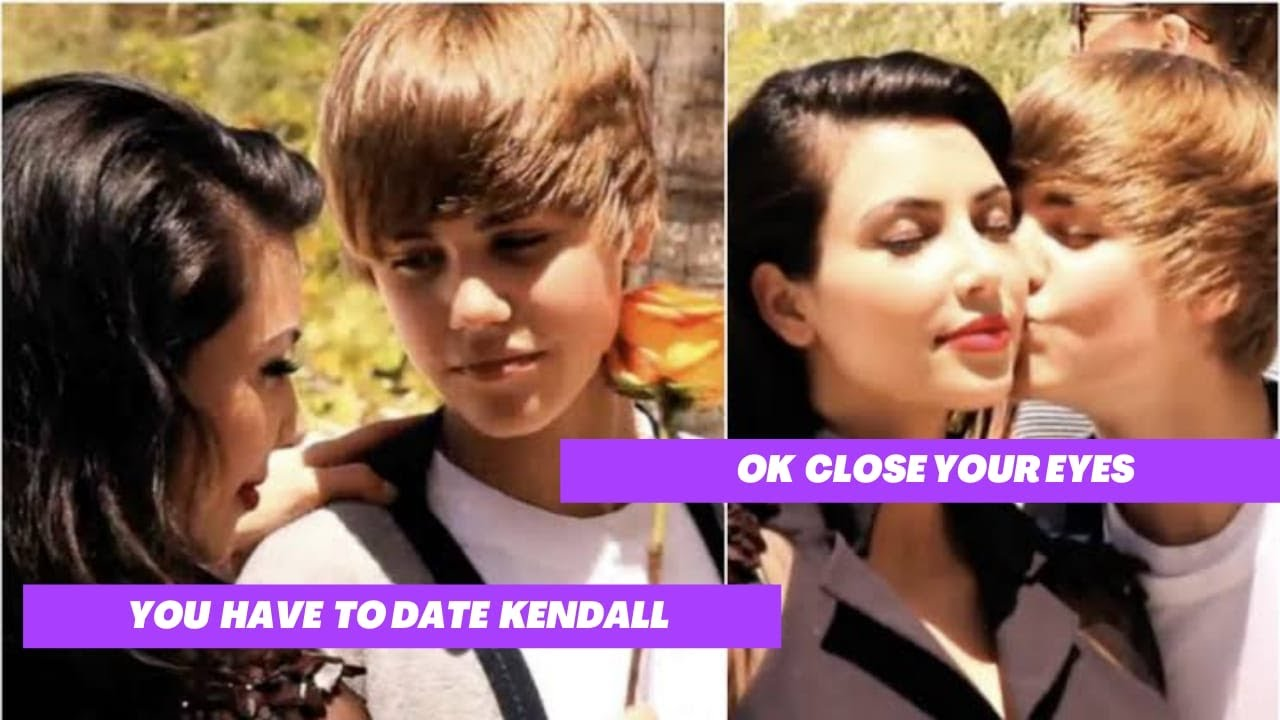 When Kim Kardashian Asked Justin Bieber To Date His Younger Sister Kendall 14, Justin's Response