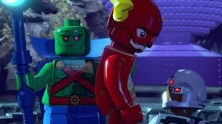 LEGO Batman 3: Beyond Gotham - Walkthrough Part 13 - Jailhouse Nok