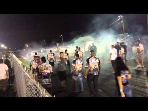 Lakeland Dragstrip Santiago Racing vs My Lady Match Race