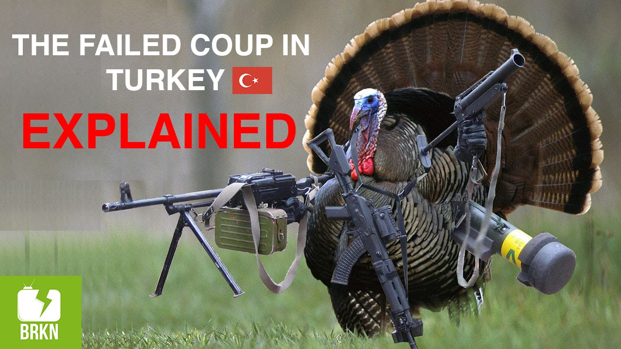 This video of the Turkey Coup has been banned in America