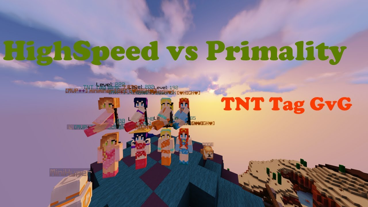 Download TNT Tag: HighSpeed vs Primality GvG