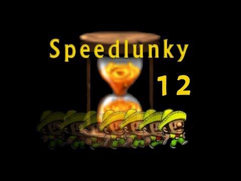 Blargh! Spelunky Speedruns, Episode 12 [Low%]