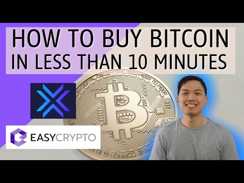 How To Buy Bitcoin In Less Than 10 Minutes (NZ)