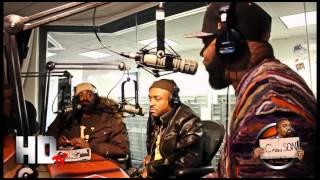Ed Lover Show - Pete Rock & DoItAll Interview