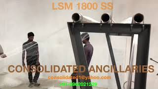 Lengthwise Stretching Machine For all types of fishing nets