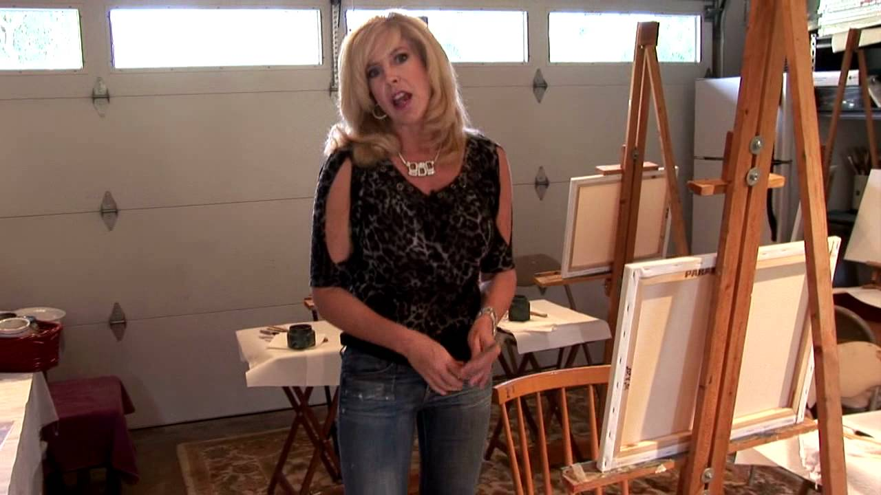 Oil Painting How To Set Up Your Oil Painting Supplies -6664