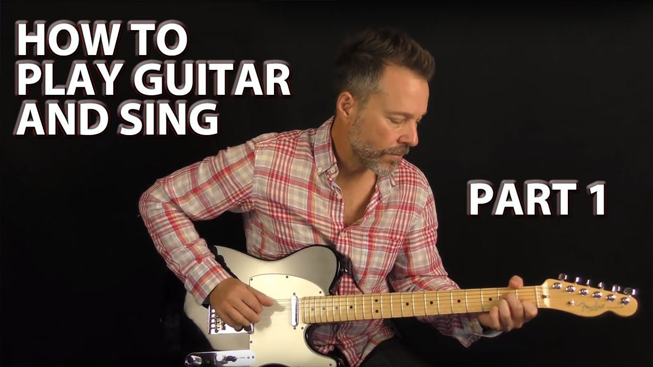 how to play guitar and sing at the same time part 1 live lesson q a youtube. Black Bedroom Furniture Sets. Home Design Ideas