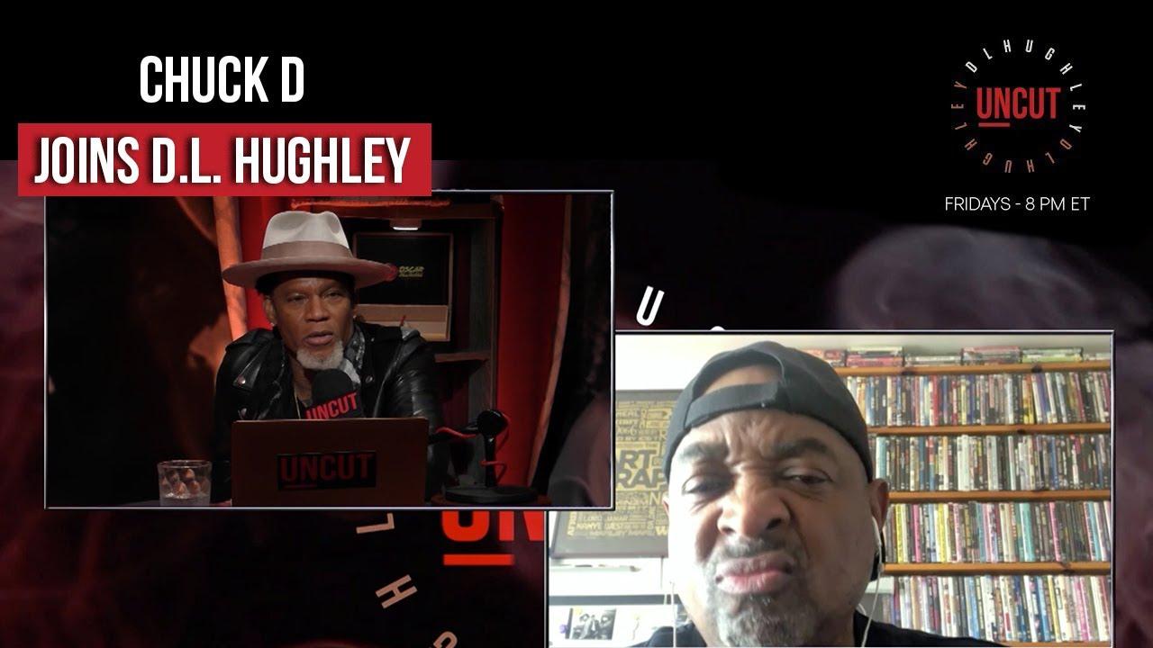Chuck D Talks Public Enemy | DL Uncut | Laugh Out Loud Network