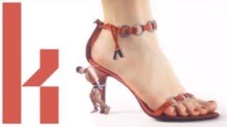 Вирусный ролик средства ухода за обувью компании Twist. Часть 3