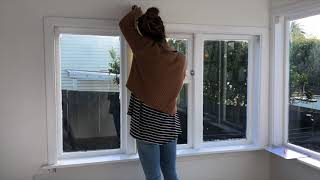 HOW TO | select and install roller blinds