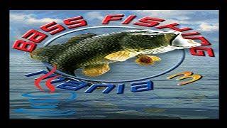 Bass Fishing Mania 3 - Mobile Java Gameplay