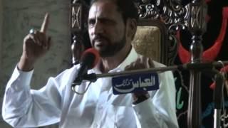 Zakir Syed Riaz Hussain Shah Ratowal  2015 Pindi Gheb