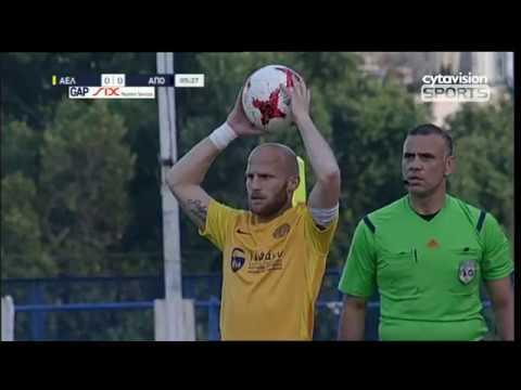 ΑΕΛ – ΑΠΟΕΛ  5/5/18 Playoffs 9η Αγωνιστική