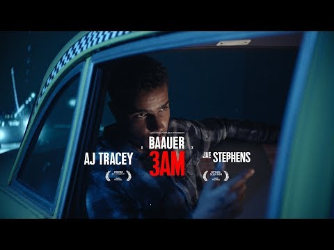 Baauer x AJ Tracey x Jae Stephens - 3AM  (Official Video)
