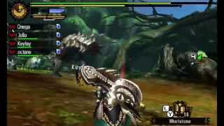 Monster Hunter 4 Ultimate - Online Quests 29: Dragon