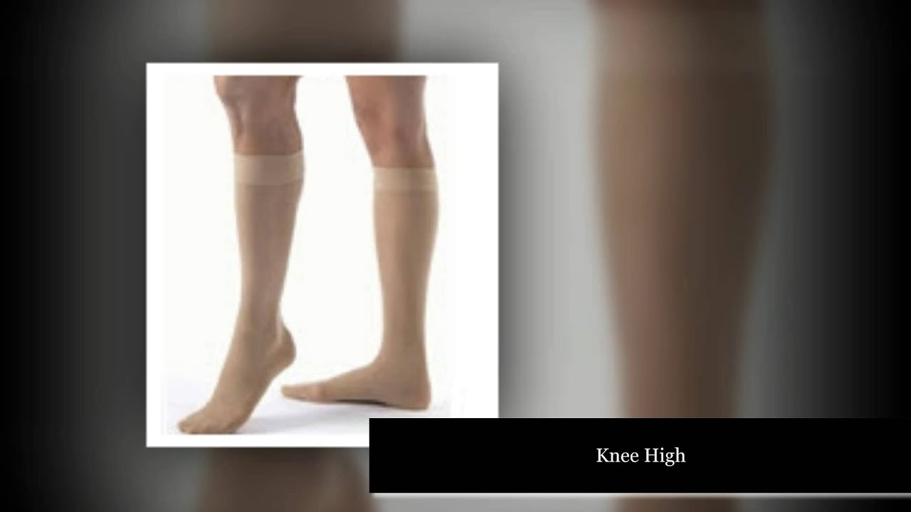 77d130ede Compression Stockings For Women - YouTube