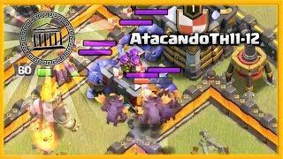 EL OLIMPO en ATACANDO TU ALDEA TH 11 y 12 #101 - CLASH OF CLANS