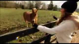 Miley Cyrus Nashville Farm Tour (From HM Season 1 DVD)
