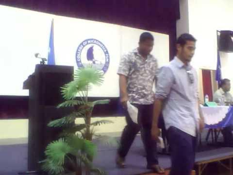 COM- FSM LIVE FORUM FOR GOVERNORS & LT. GOVERNOR 2015