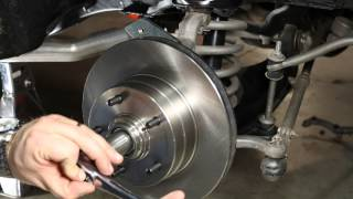 Legend Series Disc Brake Kit on 62 Chevy Impala