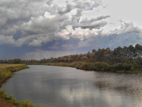 Ловля на микроджиг на реке Зай