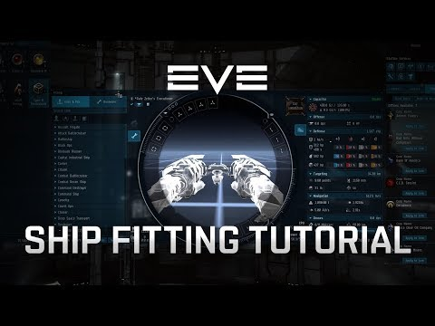 EVE Online - Ship Fitting [Tutorial] thumbnail