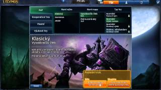 Jak spustiť League of legends  pvp ( tutorial)