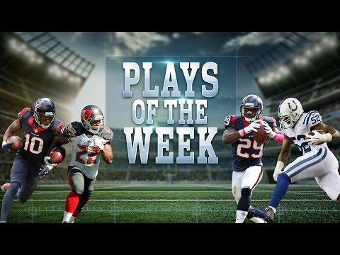 Top Plays from Week 11: DeAndre Hopkins, D'Qwell Jackson & Doug Martin   Move the Sticks   NFL