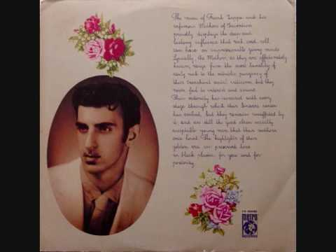 Frank Zappa Mother's Day 1971 Compilation (Vinyl)