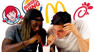 Fast Food Milkshake Taste Test