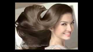 Raline Shah di iklan Pantene
