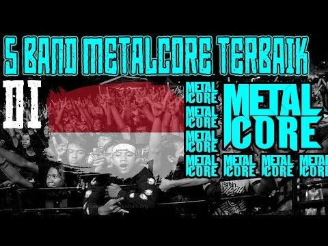 5 BAND METALCORE TERBAIK DI INDONESIA