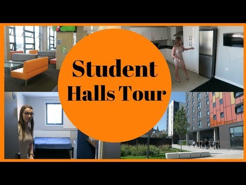 Crown Place | FULL TOUR | University of Liverpool