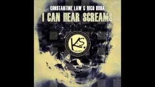 Constantine Law & Rico Buda - I Can Hear Screams (Original Mix) [Klangspektrum Records]