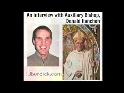 Archbishop Donald Hanchon Interview