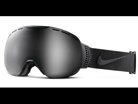 nike ski goggles  Nike Command Goggles w Spherical Lens + Bonus Lens Included - YouTube