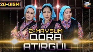 Qora atirgul (o'zbek serial) 80-qism | Кора атиргул (узбек сериал) 80-кисм