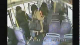 CCTV Gang hunt down Sofyen Belamouadden at Victoria Station