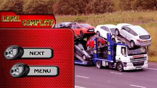 Car Transport Euro Truck Drive Android Gameplay