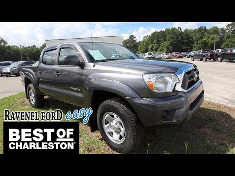 The Amazing 2014 Toyota Tacoma PreRunner SR5 | REVIEW & For Sale @ Ravenel Ford – June 2018