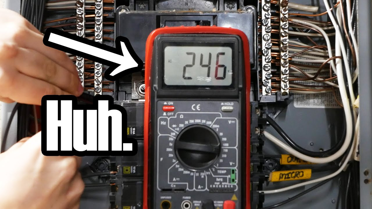 The US electrical system is not 120V